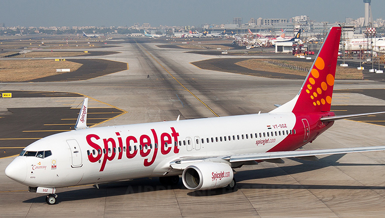 Spice jet most punctual airline