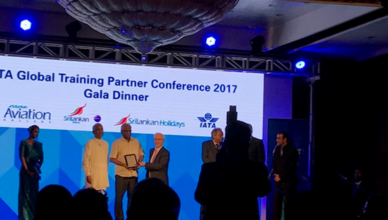 SpeedWings honored by IATA