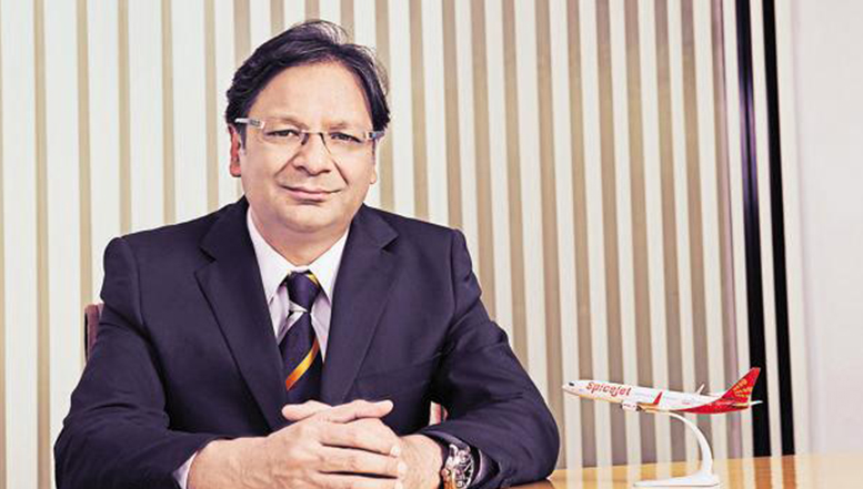 Need to make commercial planes in India, says SpiceJet chief