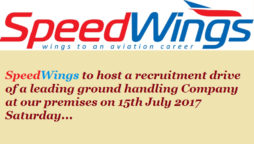 SpeedWings to host a recruitment drive