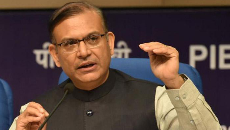 Jayant Sinha: Indian aviation market to beat US, China in 15-20 years