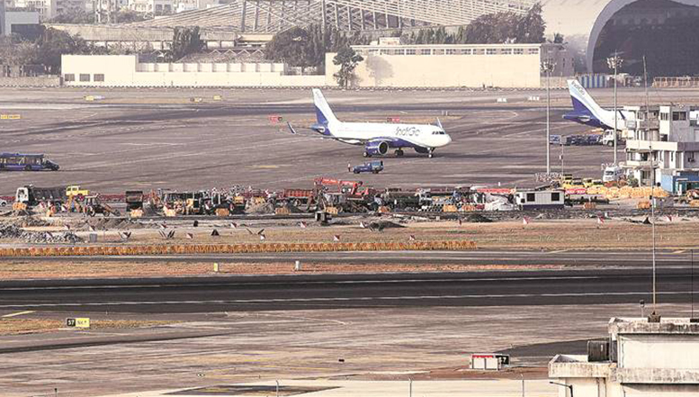 Main runway shut at Chhatrapati Shivaji International Airport, over 400 flights cancelled in two days