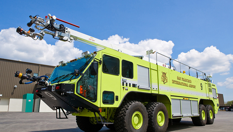 Cial floats tender for utility vehicle