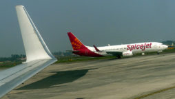 SpiceJet operates India's first biojet fuel flight