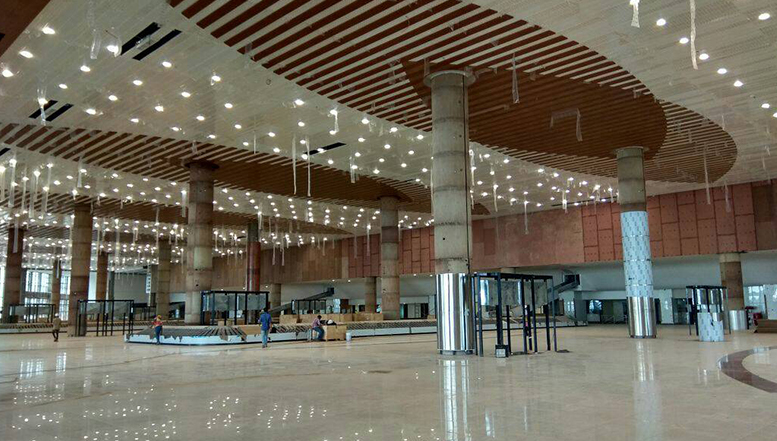 Kannur airport opening to be a festive occasion