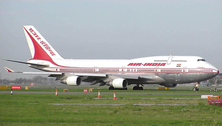 Air India's passenger revenue grows by 20% in Q3 of 2018-19